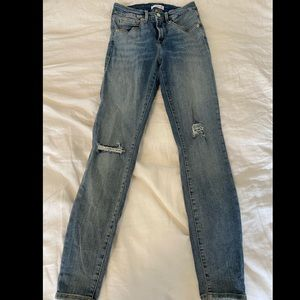 Good American Good Legs (never worn) jeans size 26